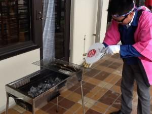 秋刀魚祭り③