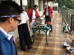 秋刀魚祭り④